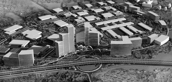 masterplan gorublyane, have architects, gorublyane, architecture, boulevard tsarigradsko shose, sofia
